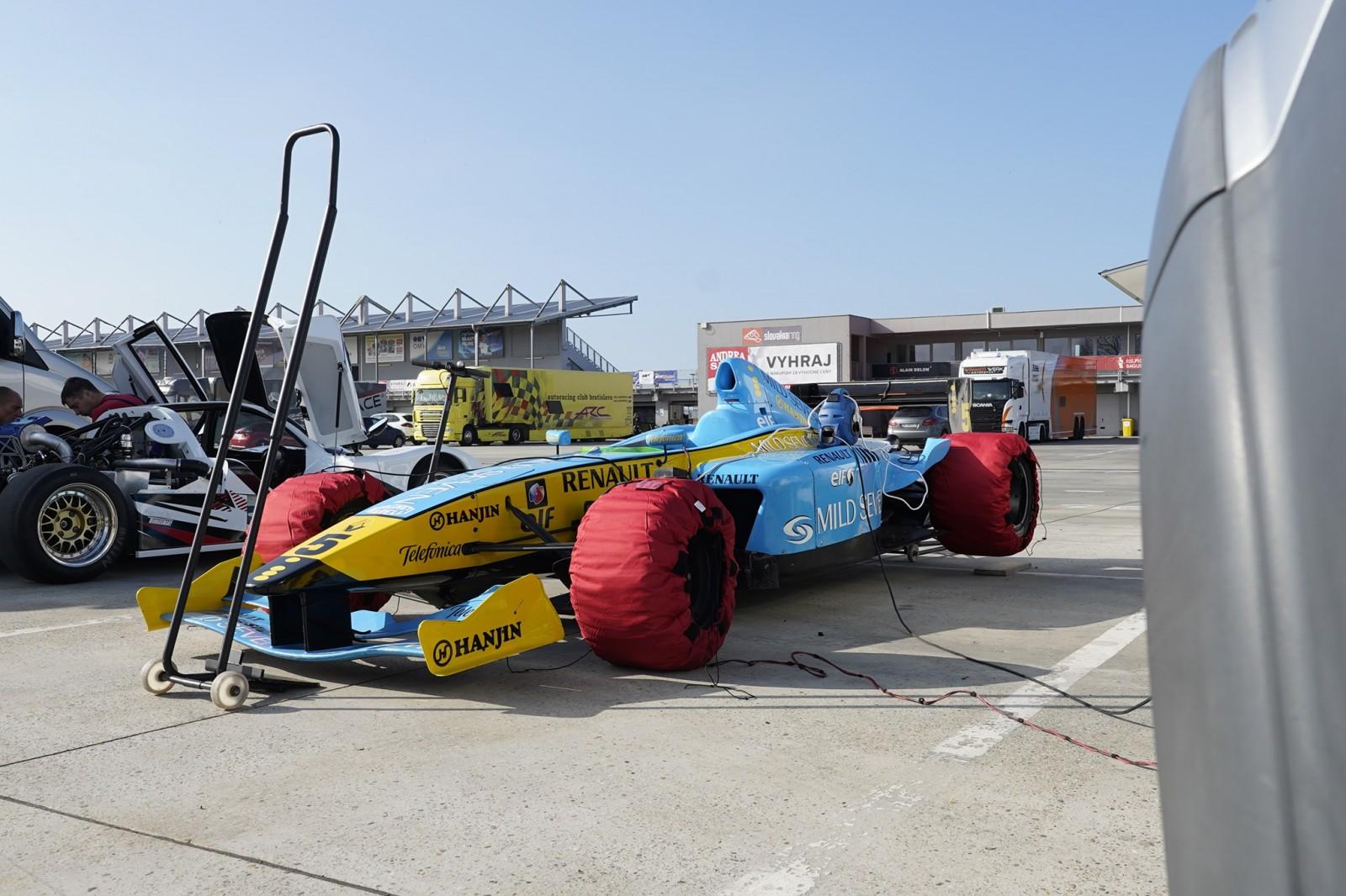 Formula World Series